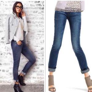 CAbi Jeans Straight Leg
